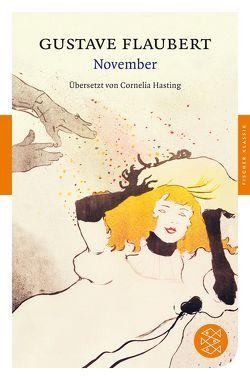 November von Flaubert,  Gustave, Hasting,  Cornelia