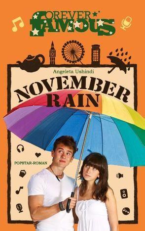 November Rain von Ushindi,  Angeleta