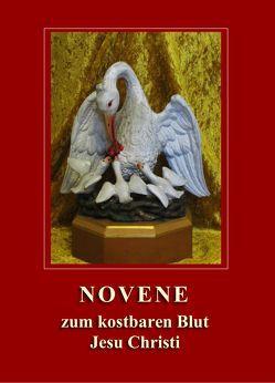 Novene zum kostbaren Blut Jesu Christi von Wermter C.O.,  P. Winfried M.