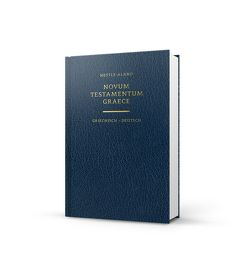 Novum Testamentum Graece (Nestle-Aland) von Aland,  Barbara, Nestle,  Eberhard