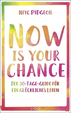 Now Is Your Chance von Pidgeon,  Niyc, Rahn-Huber,  Ulla