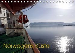 Nowegens Küste (Tischkalender 2019 DIN A5 quer) von Irlenbusch,  Roland