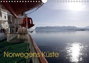 Nowegens Küste (Wandkalender 2018 DIN A4 quer) von Irlenbusch,  Roland