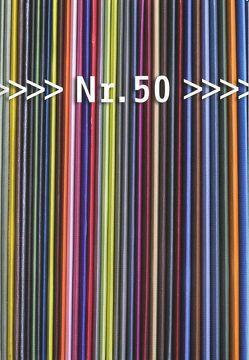 Nr. 50 – Ein Überblick der ersten 50 Ausgaben von Heufelder,  Jochen