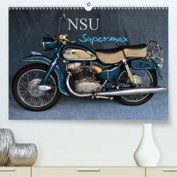 NSU Supermax (Premium, hochwertiger DIN A2 Wandkalender 2021, Kunstdruck in Hochglanz) von Laue,  Ingo