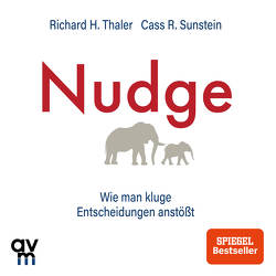 Nudge von Sunstein,  Cass R., Thaler,  Richard H., Wolter,  Peter