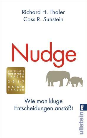 Nudge von Bausum,  Christoph, Sunstein,  Cass R., Thaler,  Richard H.