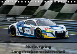 Nürburgring Langstreckenmeisterschaft (Tischkalender 2019 DIN A5 quer) von Stegemann / Phoenix Photodesign,  Dirk