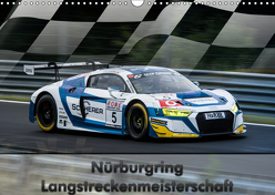 Nürburgring Langstreckenmeisterschaft (Wandkalender 2019 DIN A3 quer) von Stegemann / Phoenix Photodesign,  Dirk