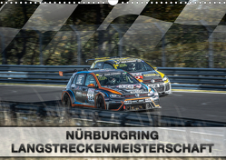 Nürburgring Langstreckenmeisterschaft (Wandkalender 2020 DIN A3 quer) von Stegemann / Phoenix Photodesign,  Dirk
