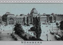Nürnberg, alte Postkarten neu interpretiert (Tischkalender 2019 DIN A5 quer) von Renken,  Erwin