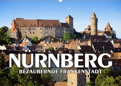 Nürnberg – Bezaubernde Frankenstadt (Wandkalender 2020 DIN A2 quer) von Darren
