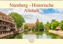 Nürnberg – Historische Altstadt (Wandkalender 2019 DIN A2 quer) von Hess,  Erhard, www.ehess.de