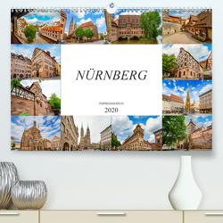 Nürnberg Impressionen (Premium, hochwertiger DIN A2 Wandkalender 2020, Kunstdruck in Hochglanz) von Meutzner,  Dirk