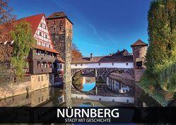 Nürnberg – Stadt mit Geschichte von Thoermer,  Val