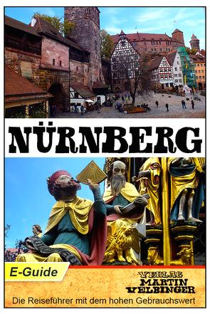 Nürnberg – VELBINGER Reiseführer von Goldberg,  Sarah