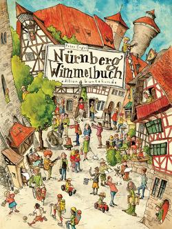 Nürnberg Wimmelbuch von Engel,  Peter