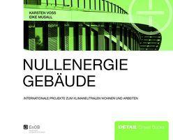 Nullenergiegebäude von Musall,  Eike, Voss,  Karsten