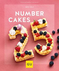 Number Cakes von Walz,  Anna
