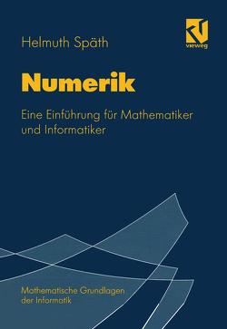 Numerik von Möhring,  Rolf, Oberschelp,  Walter, Pfeiffer,  Dietmar, Späth,  Helmuth