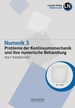 Numerik 3 von Rannacher,  Rolf