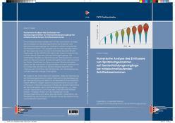 Numerische Analyse des Einflusses von Spritzlochgeometrien auf Gemischbildungsvorgänge bei mittelschnelllaufenden Schiffsdieselmotoren von Najar,  Ibrahim
