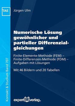 Numerische Lösung gewöhnlicher und partieller Differenzialgleichungen von Ulm,  Jürgen