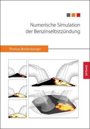 Numerische Simulation der Benzinselbstzündung von Breitenberger,  Thomas