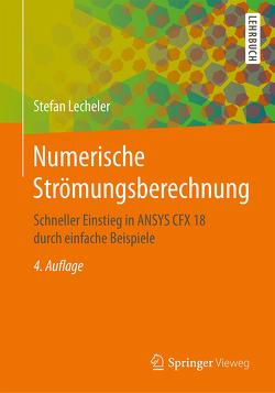 Numerische Strömungsberechnung von Lecheler,  Stefan