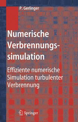 Numerische Verbrennungssimulation von Gerlinger,  Peter