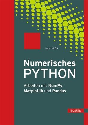 Numerisches Python von Klein,  Bernd