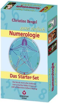 Numerologie – ganz einfach von Bengel,  Christine