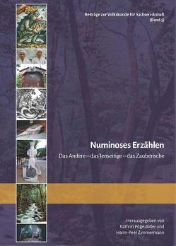 Numinoses Erzählen von Pöge-Alder,  Kathrin, Zimmermann,  Harm-Peer