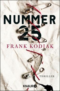 Nummer 25 von Kodiak,  Frank