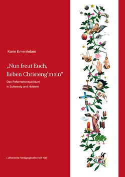 Nun freut euch, lieben Christeng'mein von Emersleben,  Karin