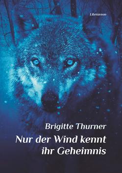 Nur der Wind kennt ihr Geheimnis von Thurner,  Brigitte