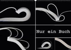 Nur ein Buch / CH-Version (Wandkalender 2018 DIN A2 quer) von Eppele,  Klaus
