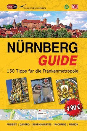 Nürnberg-Guide von Böttner,  Bastian, Raupach,  Markus