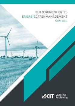 Nutzerorientiertes Energiedatenmanagement von Rigoll,  Fabian