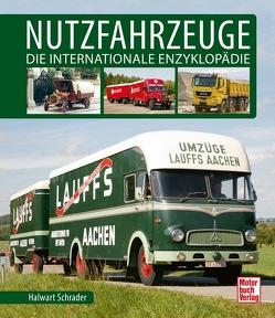 Nutzfahrzeuge von Schrader,  Halwart