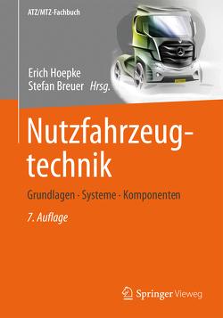 Nutzfahrzeugtechnik von Appel,  Wolfgang, Brähler,  Hermann, Breuer,  Stefan, Dahlhaus,  Ulrich, Esch,  Thomas, Hoepke,  Erich, Kopp,  Stephan, Rhein,  Bernd