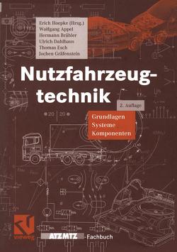 Nutzfahrzeugtechnik von Appel,  Wolfgang, Brähler,  Hermann, Dahlhaus,  Ulrich, Esch,  Thomas, Gräfenstein,  Jochen, Hoepke,  Erich