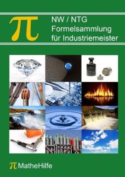 NW / NTG Formelsammlung für Industriemeister von Donhöfner,  Felix, Grün,  Christian
