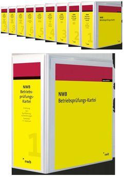 NWB Betriebsprüfungs-Kartei ohne Fortsetzungsbezug von Boochs,  Wolfgang, Buse,  Johannes W., Duda,  Bernadette, Klimmek,  Peter, Oberfinanzdirektion Düsseldorf, Olles,  Uwe