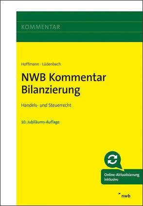 NWB Kommentar Bilanzierung von Hoffmann,  Wolf-Dieter, Lüdenbach,  Norbert