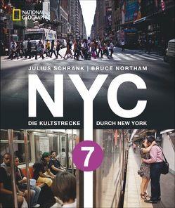 NYC 7 von Northam,  Bruce, Schrank,  Julius