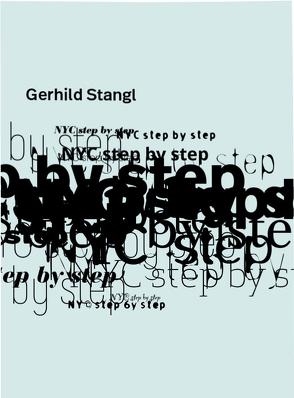 NYC step by step von Stangl,  Gerhild