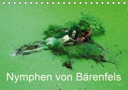 Nymphen von Bärenfels (Tischkalender 2021 DIN A5 quer) von fru.ch