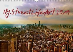 NYStreetLifeArt (Wandkalender 2019 DIN A3 quer) von Dorn,  Markus