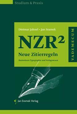 NZR² von Jahnel,  Dieter, Sramek,  Jan